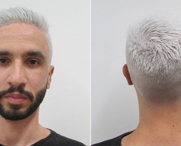 Platinado Masculino Com Blondme Da Schwarzkopf Professional